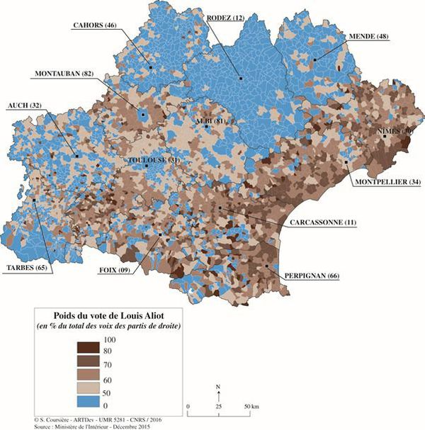 Nouveaux territoires et héritages politiques : les élections départementales et régionales en Occitanie