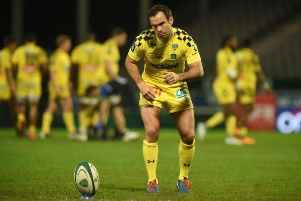 Morgan Parra, joueur de l'ASM Clermont Auvergne, a été testé positif au COVID 19.