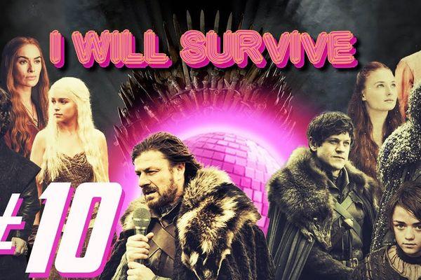 """La reprise de """"I will survive"""" par Game of Thrones est l'oeuvre de deux étudiants caennais"""