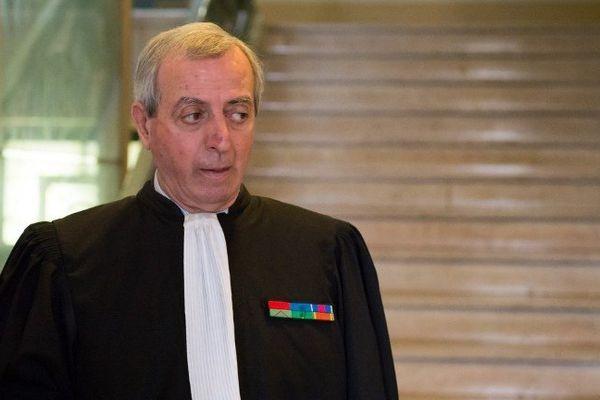 19/02/14 - Jose Allegrini, avocat de Ange-Marie Michelosi fils, l'un des prévenus dans ce dossier de trafic de drogue sur fond de règlements de comptes