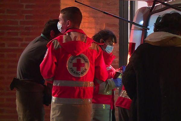 La Croix-Rouge organise des maraudes dans les rues de Toulouse quatre soirs par semaine.