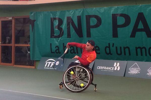 Open de tennis Handisport du Loiret