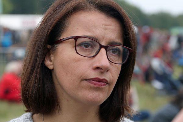 Cécile Duflot, en janvier 2018.
