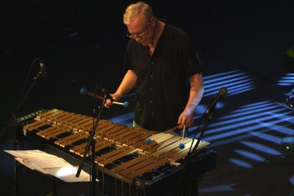 Gary Burton, légende du vibraphone, a travaillé entre autres avec Stan Getz, Pat Metheny ou Chick Corea