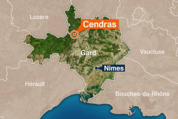 Cendras (Gard)