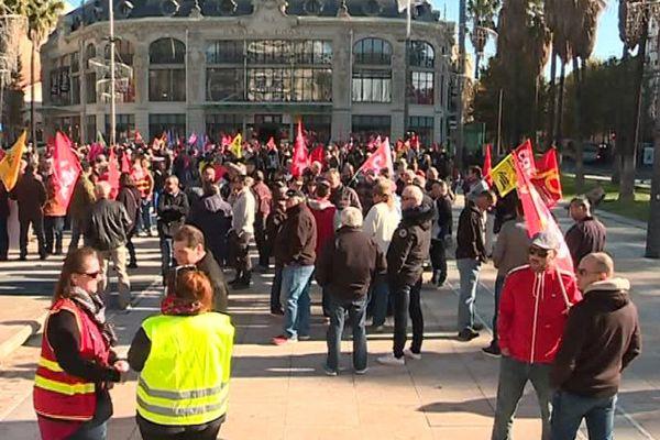 C'était ce jeudi 16 novembre le cinquième rassemblement de ce type à Perpignan.