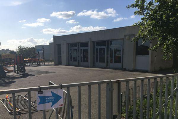 Ecole du Forestoù, à Brest.