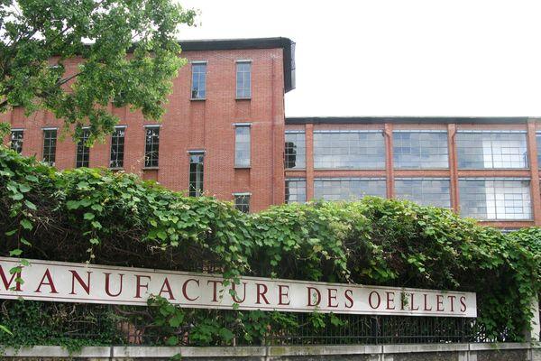 La manufacture des Oeillets à Ivry-sur-Seine héberge le Théâtre des Quartiers d'Ivry
