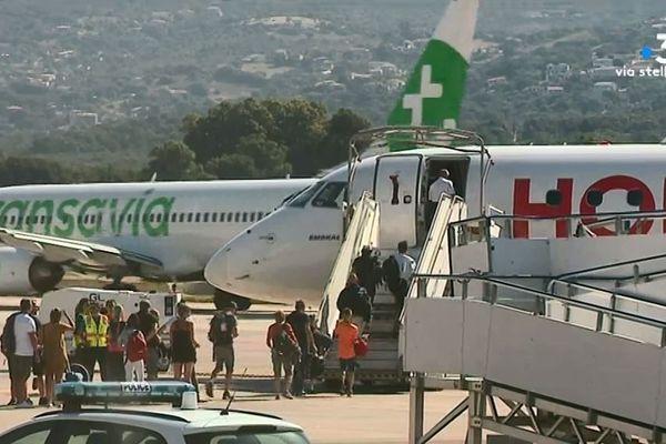 L'avion est désormais le mode de transport privilégié des vacanciers pour se rendre en Corse, devant le transport maritime.