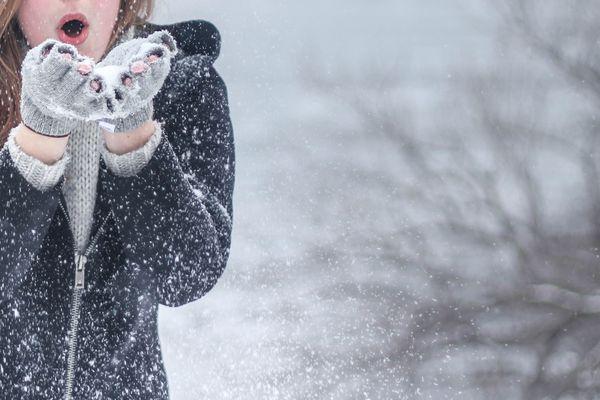 Froid + neige, annonce Météo France