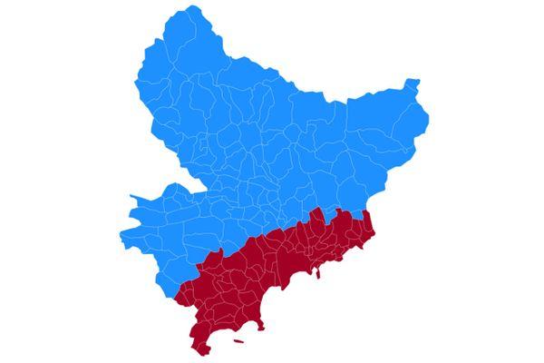 Voilà la liste intégrale des communes des Alpes-Maritimes concernées par le confinement partiel
