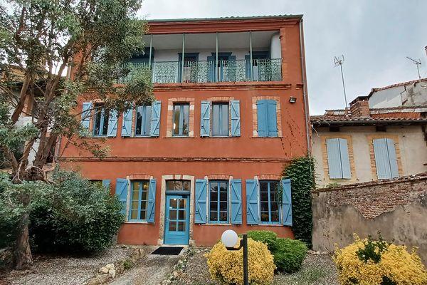 Maison de santé Lézat-sur-Lèze (Ariège) où exerce le Dr Roussel et le Dr Jardel en rempalcement