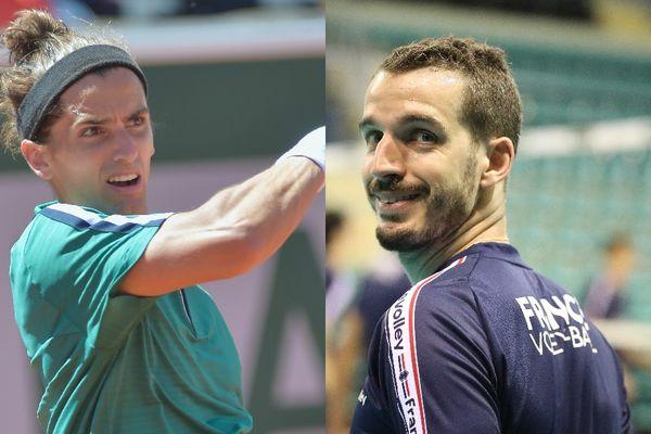 Pierre-Hugues Herbert (tennis) et Benjamin Toniutti (volley-ball) constituent font partie des Alsaciens qui ont une réelle chance de décrocher une médaille à Tokyo.