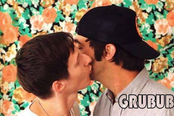 La bise par le Grubub
