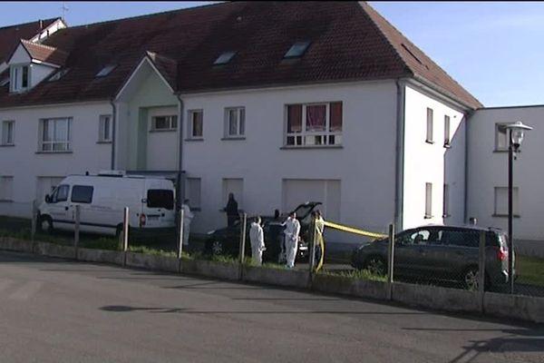 Woincourt (80) : deux cadavres découverts dans un appartement