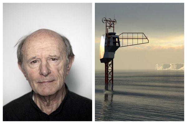 L'explorateur Jean-Louis Etienne veut partir découvrir l'Océan austral sur le Polar Pod, ce bateau vertical de 100 mètres de haut.
