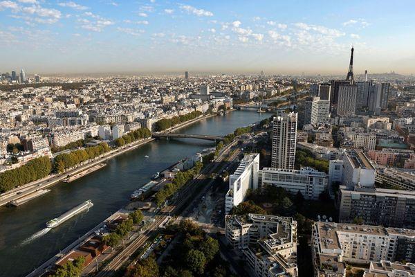 Paris, en septembre 2020 (illustration).