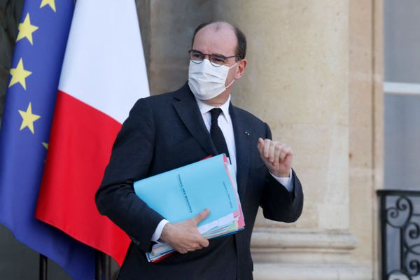 Jean Castex, le Premier ministre.