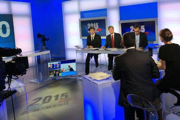 Elections départementales 2015, France 3 vous propose une émission spéciale bilan du 1er tour ce lundi à 12h50
