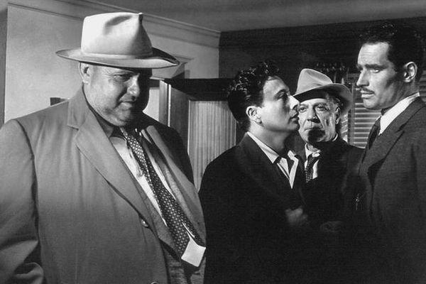 La soif du mal, Orson Welles