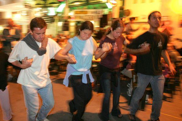Festival interceltique : dans les rues, l'ambiance est toujours à la fête