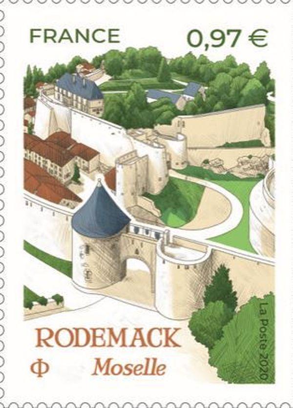 Le timbre de Rodemack