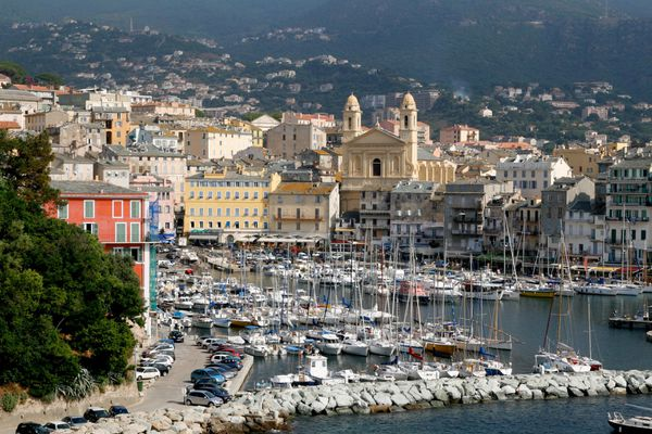 Les interpellations ont eu lieu dans le centre-ville de Bastia