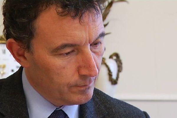 Franck Leroy - Maire d'Epernay (UDI)