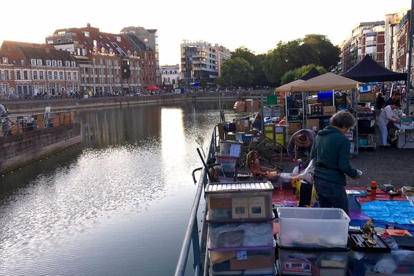 Ce samedi matin, à Lille