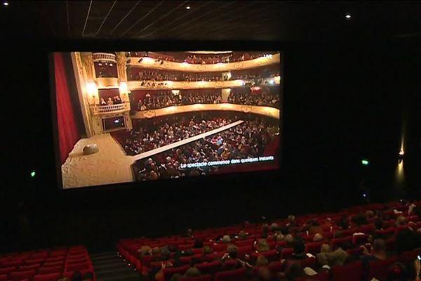 """""""La nuit des rois"""" de William Shakespeare, en direct de la Comédie Française et sur grand écran à Toulouse."""