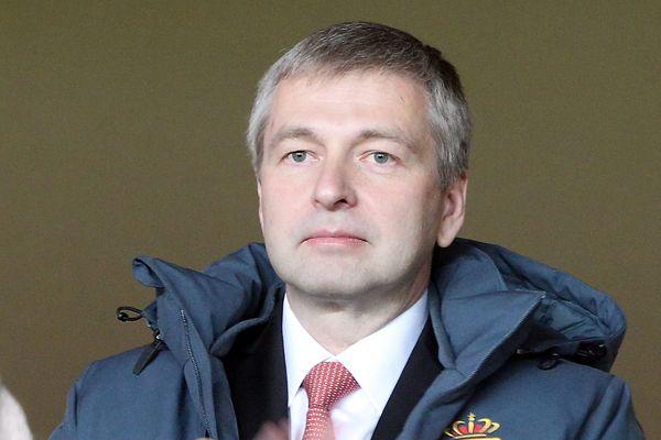 Dimitri Rybolovlev, actionnaire majoritaire de l'As Monaco.