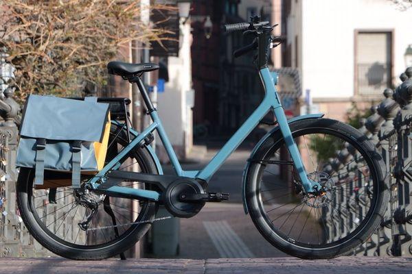 Les vélos à sacoches ou panier éveillent aussi l'intérêt des potentiels clients