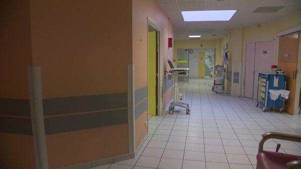 Un service des urgences virois deux fois moins rempli qu'en temps normal