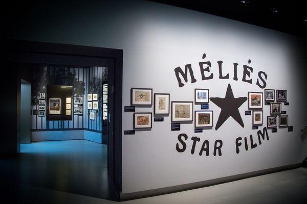 6 - une salle du Musée Méliès
