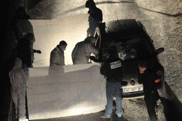 ARCHIVES - En février 2011, deux cousins, Antoine et Jean-Baptiste Mattei, avaient été tués par balles à Corscia (Haute-Corse)
