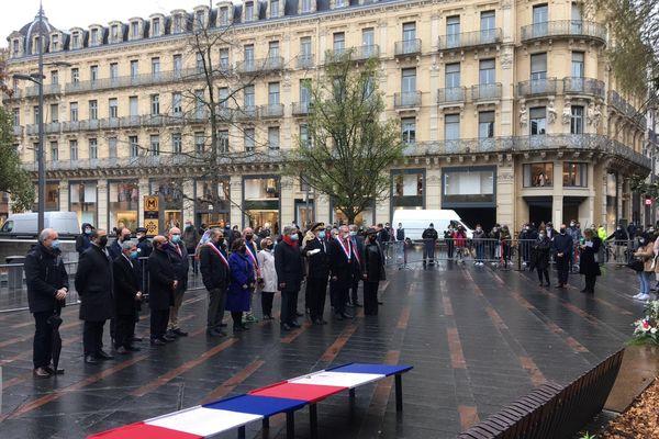 Un hommage a été rendu aux quatre victimes de l'attentat du 19 mars 2012 contre l'école juive de Toulouse