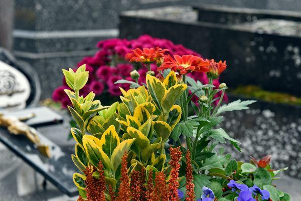 Malgré le nouveau confinement, les familles pourront se rendre au cimetière à la Toussaint, les fleuristes sont également autorisés à ouvrir durant la période.