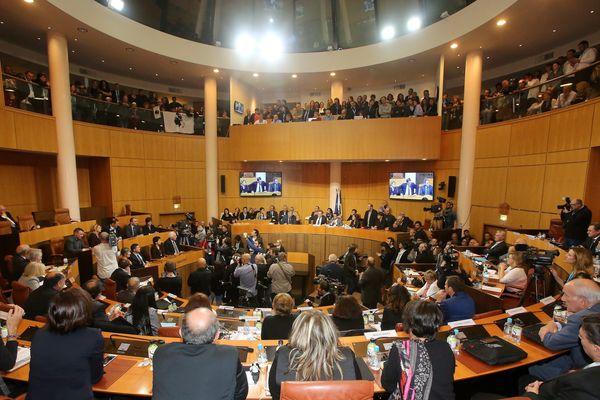 Image d'illustration de l'assemblée de Corse
