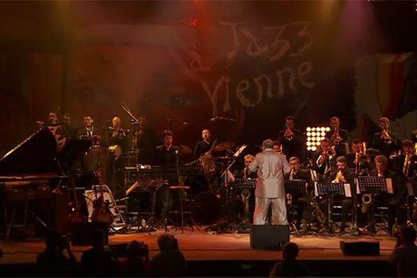 Quincy Jones au Festival Jazz à Vienne 2014