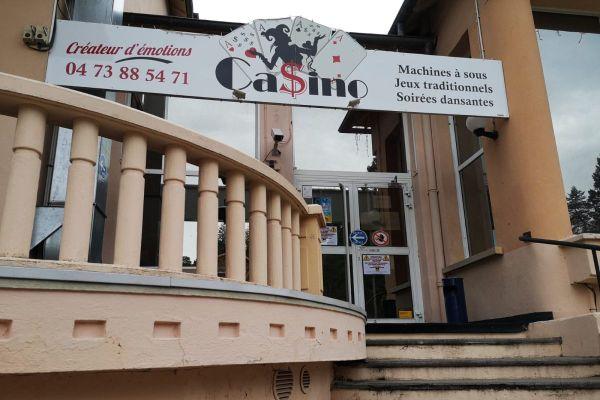 Le casino de Saint-Nectaire dans le Puy-de-Dôme attend un éventuel repreneur.