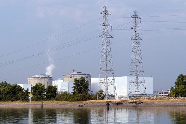 la centrale nucléaire de Fessenheim