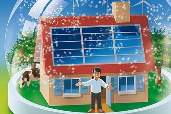 Huit jours pour se sensibiliser aux économies d'énergie, notamment dans l'habitat.