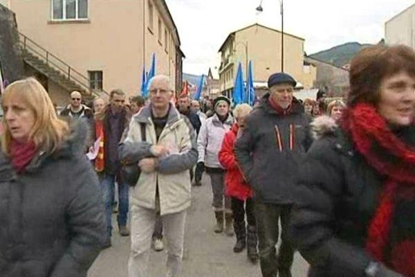Les habitants de la Vallée de l'Heyrieux se sont mobilisés.