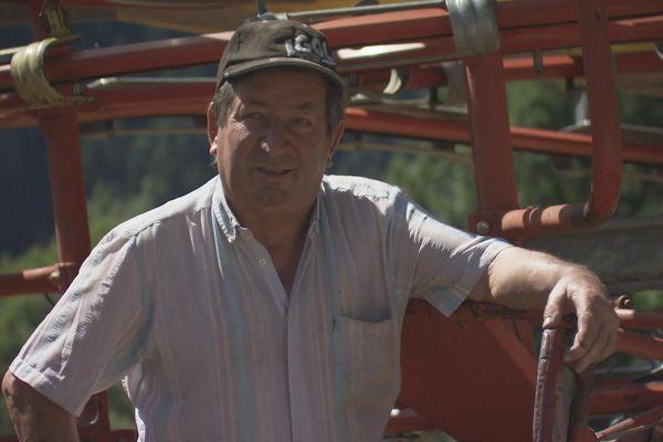 Roger Grac, le dernier paysan de Braux (04)