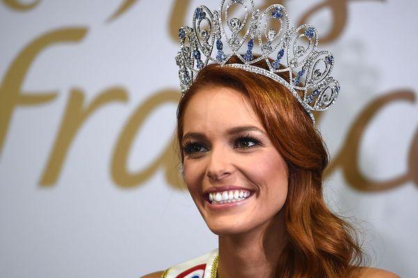 Maëva Coucke a été élue, samedi soir, Miss France 2018
