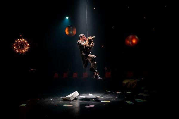 Bruno Bayeux, un metteur en scène déjanté dans la Nuit de Mme Lucienne
