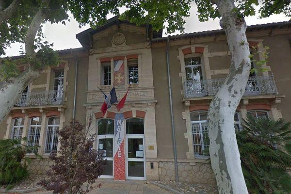 Cers (Hérault) - la mairie - archives.
