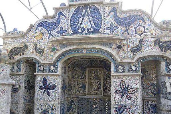 La maison bleue de Da Costa à Dives sur Mer sera ouverte dans le cadre des Journées du patrimoine