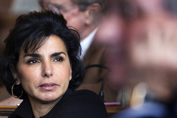 Rachida Dati, maire du VIIe arrondissement de Paris et eurodéputée