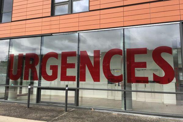 Service des urgences du CHU de Purpan à Toulouse
